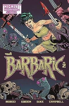 Barbaric No.2