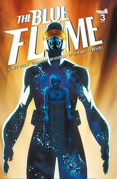 Blue Flame No.3