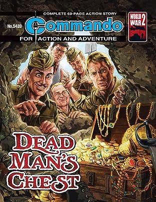 Commando #5433: Dead Man's Chest