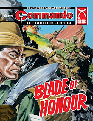 Commando #5432: Blade Of Honour