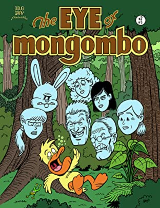 The Eye of Mongombo Vol. 2