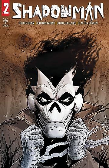Shadowman (2021) #2