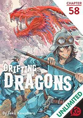 Drifting Dragons #58