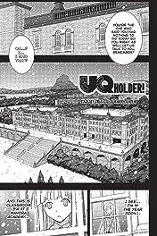 UQ HOLDER! #183