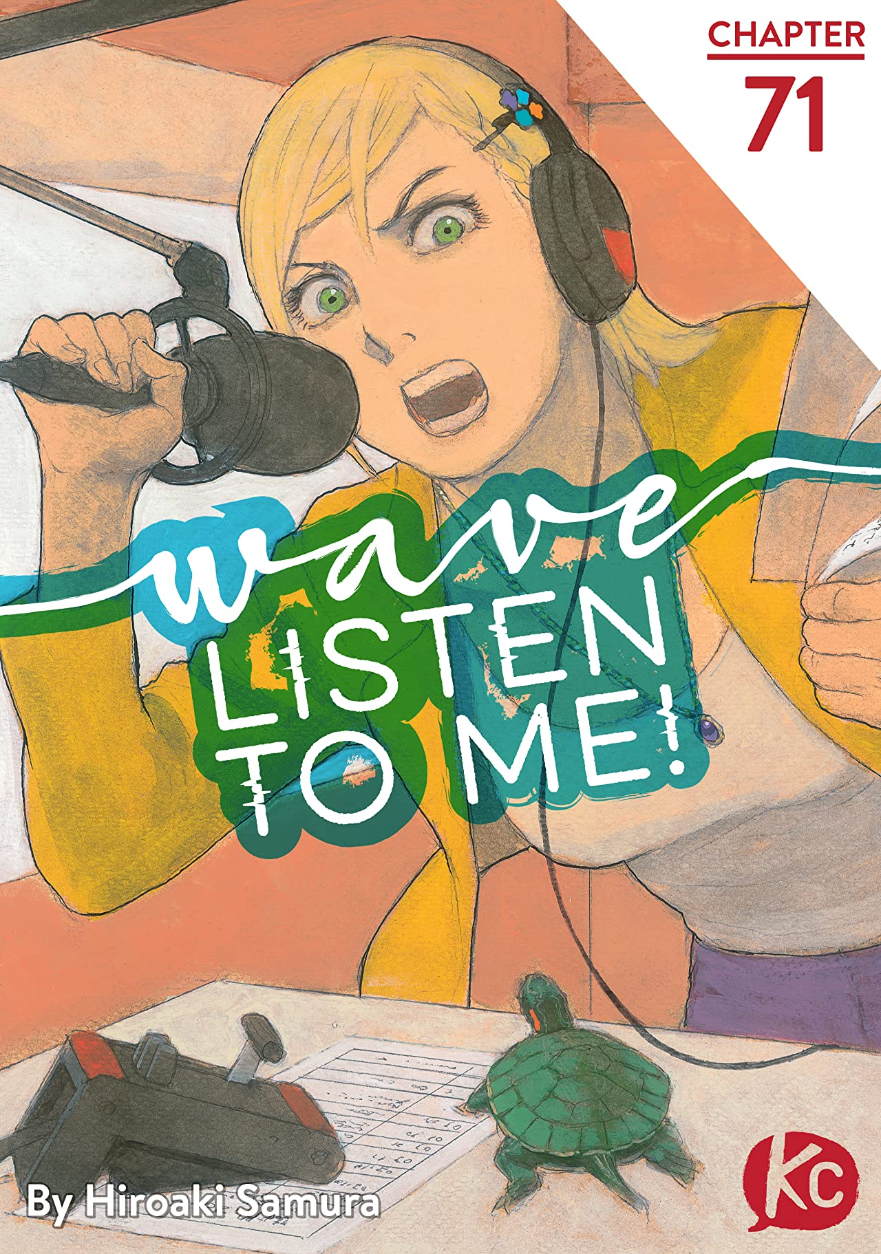 Wave, Listen to Me! #71