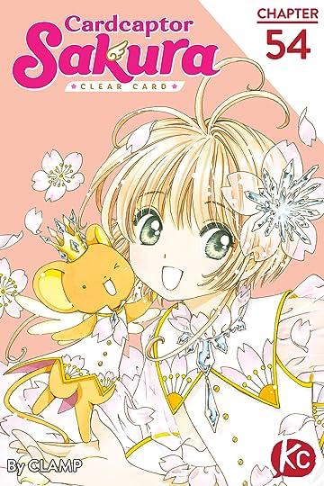Cardcaptor Sakura: Clear Card #54