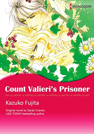 COUNT VALIERI'S PRISONER(colored version)
