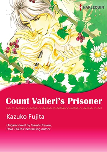 COUNT VALIERI'S PRISONER(colored version)