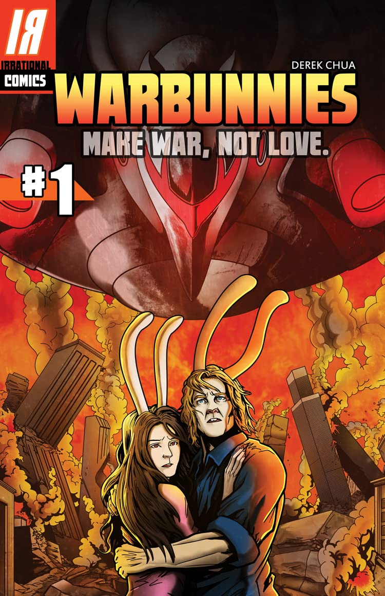 Warbunnies: Make War, Not Love #1
