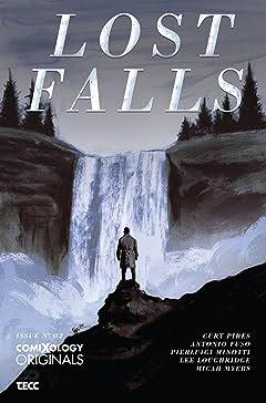 Lost Falls (comiXology Originals) No.2