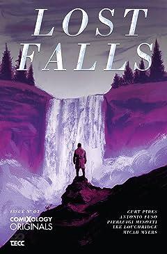 Lost Falls (comiXology Originals) No.3
