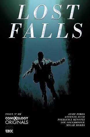 Lost Falls (comiXology Originals) #4