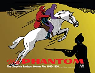 The Phantom: The Complete Sundays Vol. 5