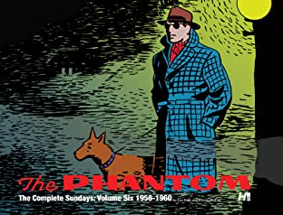 The Phantom: The Complete Sundays Vol. 6
