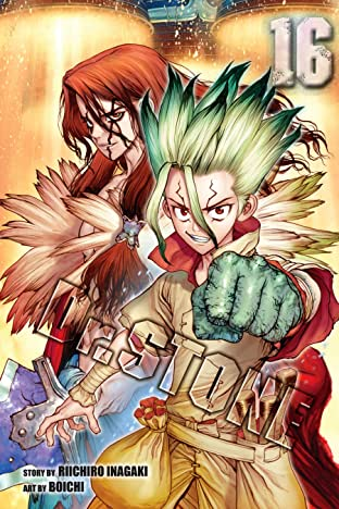 Dr. STONE Tome 16: Medusa Vs. Science