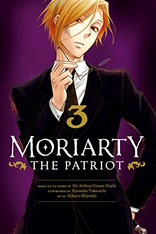 Moriarty the Patriot Tome 3