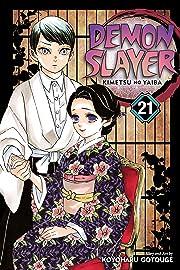 Demon Slayer: Kimetsu no Yaiba Vol. 21: Ancient Memories