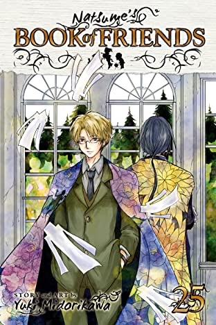 Natsume's Book of Friends Tome 25