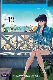 Komi Can't Communicate Vol. 12