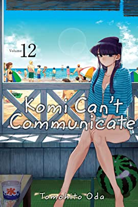 Komi Can't Communicate Vol. 12