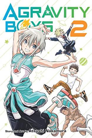 Agravity Boys Tome 2