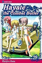 Hayate the Combat Butler Vol. 29