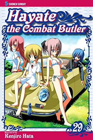 Hayate the Combat Butler Vol. 29