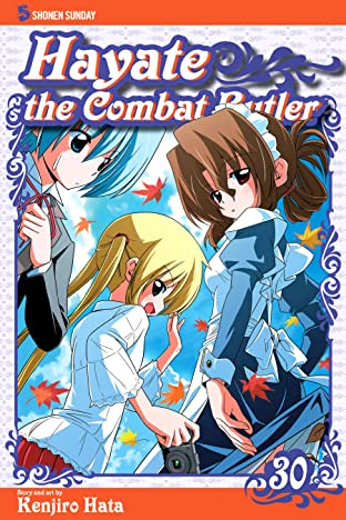 Hayate the Combat Butler Vol. 30