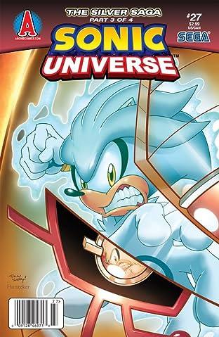 Sonic Universe #27