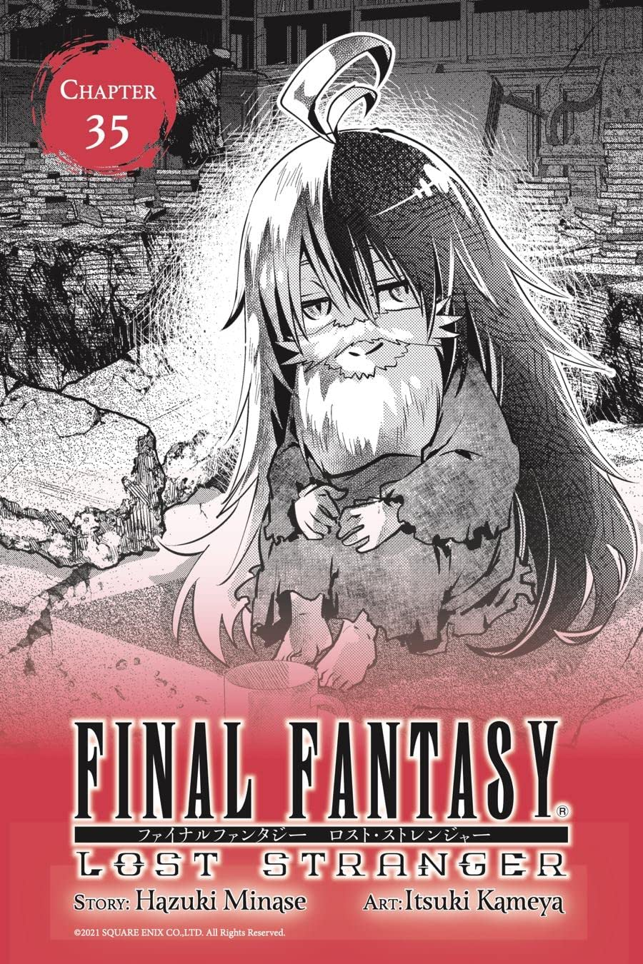 Final Fantasy Lost Stranger #35