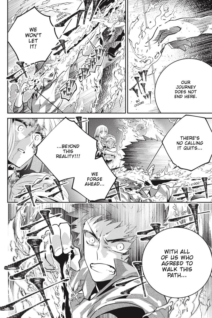 Final Fantasy Lost Stranger #35