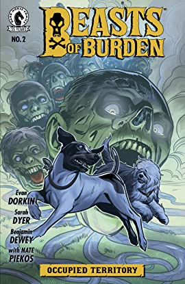 Beasts of Burden: Occupied Territory #2