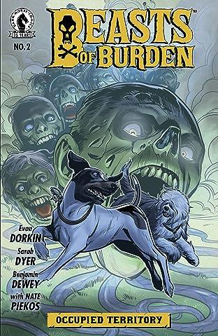 Beasts of Burden: Occupied Territory #2
