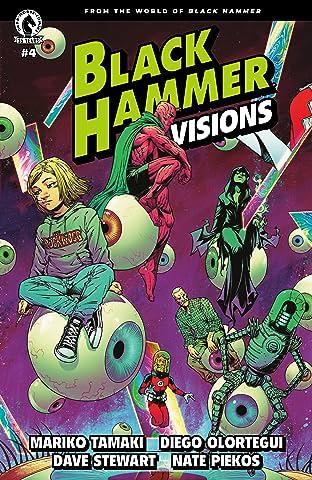 Black Hammer: Visions No.4