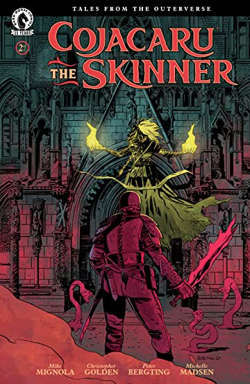 Cojacaru the Skinner #2