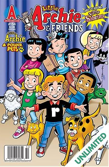 Archie & Friends #154