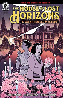 The House of Lost Horizons: A Sarah Jewell Mystery #1