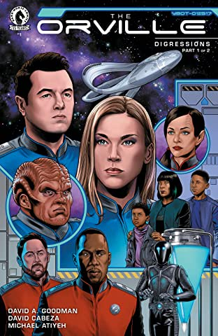 The Orville No.1: Digressions
