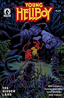 Young Hellboy #4