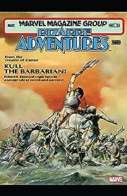 Bizarre Adventures #26