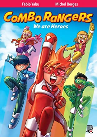 Combo Rangers: We Are Heroes