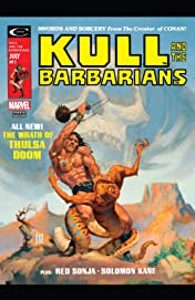 Kull And The Barbarians #2