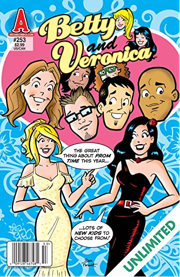Betty & Veronica #253
