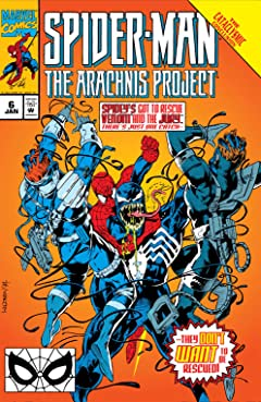 Spider-Man: The Arachnis Project No.6