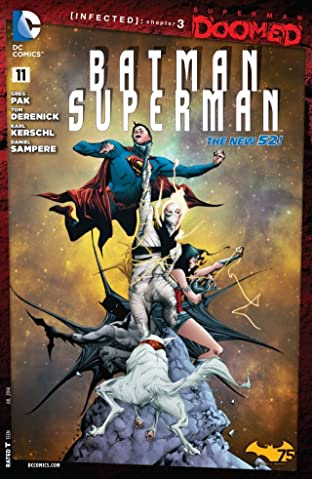 Batman/Superman (2013-) #11
