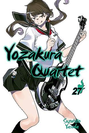 Yozakura Quartet Tome 27