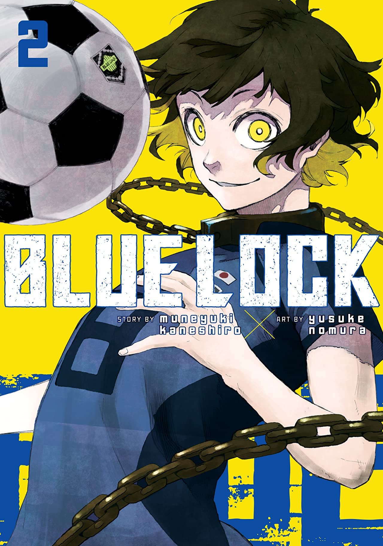 Blue Lock Tome 2