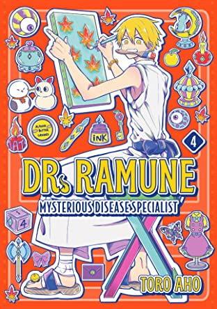 Dr. Ramune -Mysterious Disease Specialist- Tome 4