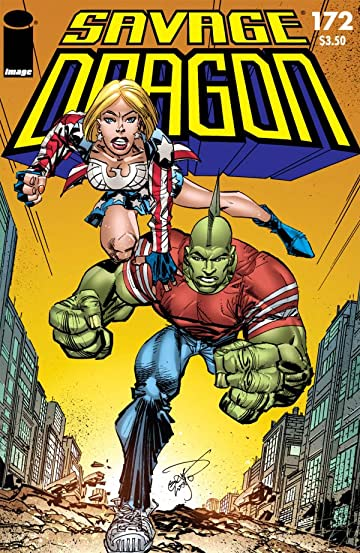 Savage Dragon #172