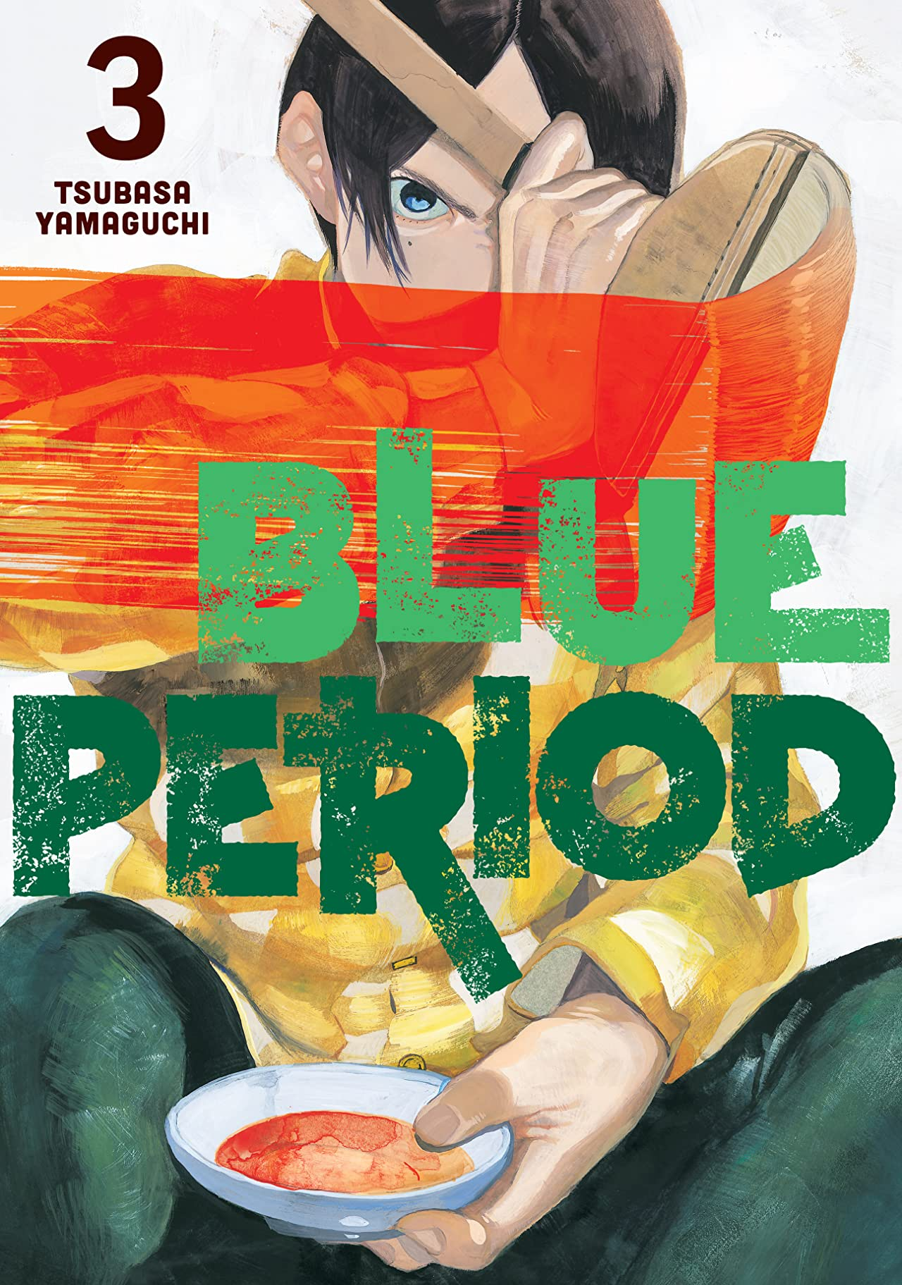 Blue Period Vol. 3